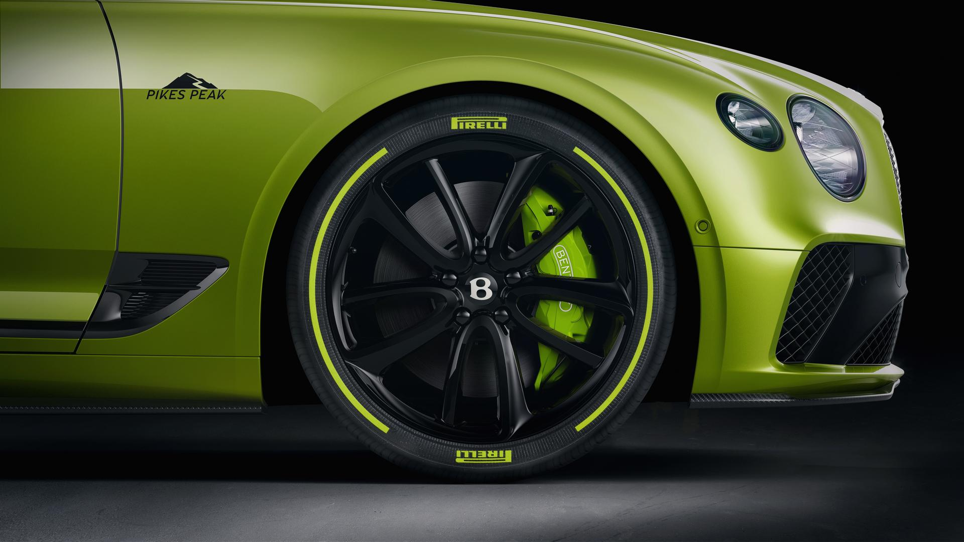 Bentley Continetal GT Wheels