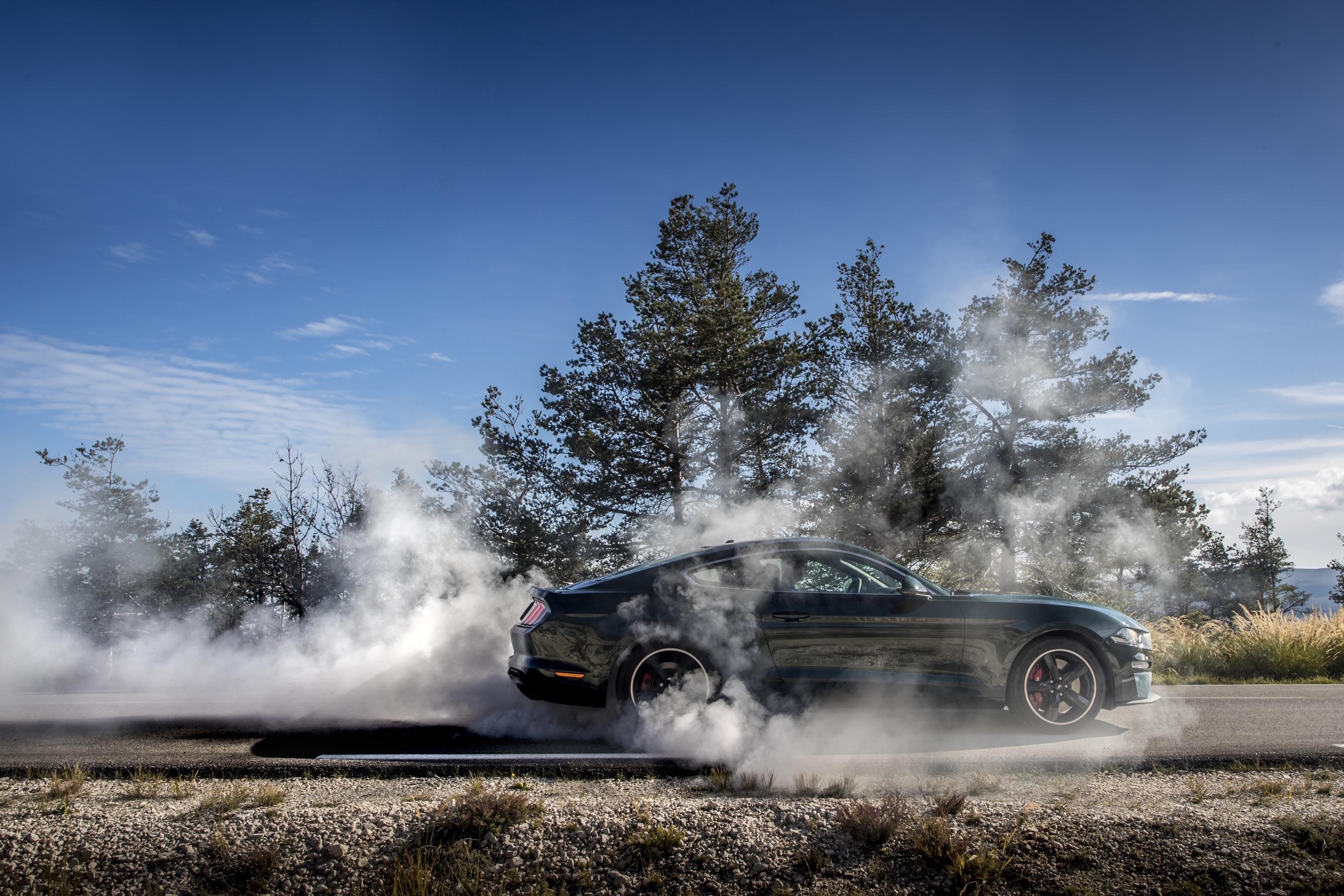 Special Report: One Last Drive – Bullitt Mustang