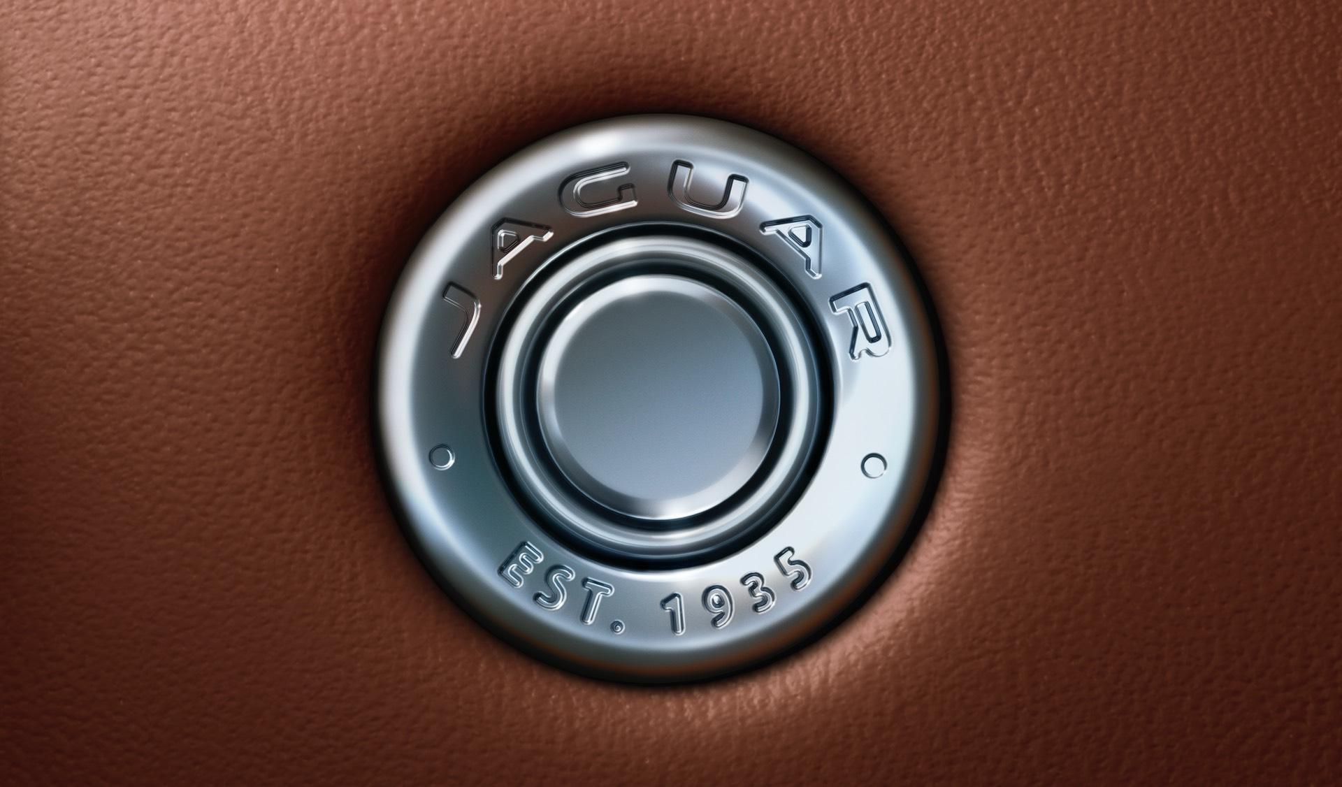 Jaguar F Type Coupe Facelift Detail