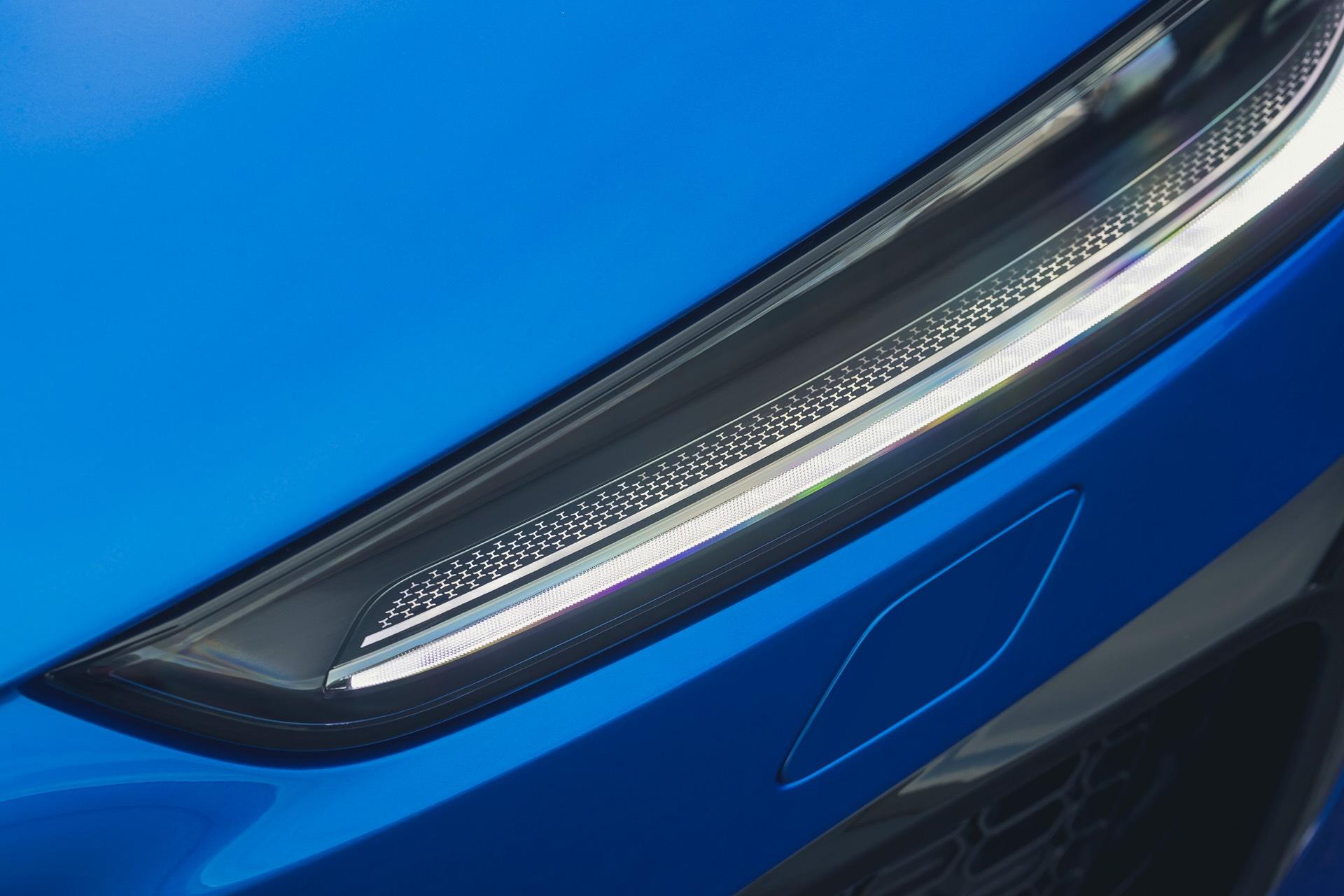 Jaguar F Type Coupe Facelift Headlight