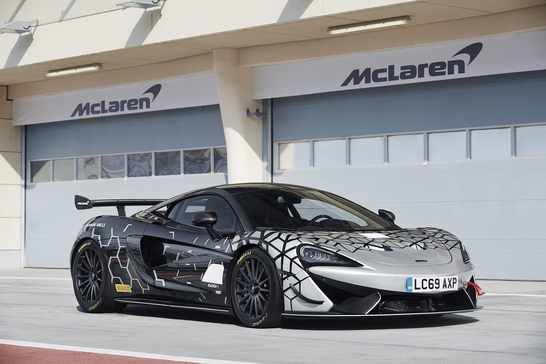 McLaren 620R Price