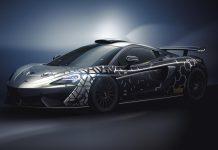 McLaren 620R Specs