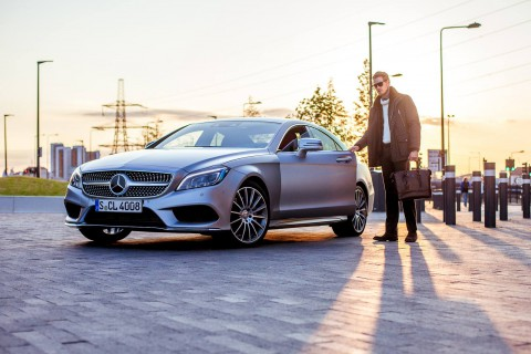 Mercedes-Benz & Hugo Boss in London