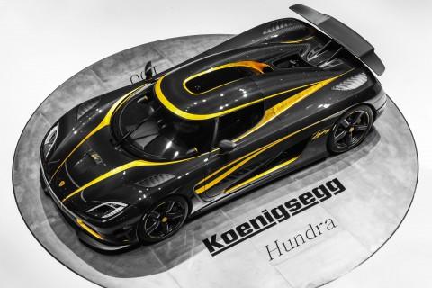 Koenigsegg Agera Hundra